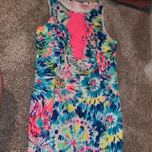 Multi colored Lilly Pulitzer dress